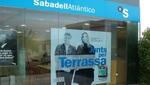 Sucursal del Banco Sabadell desde fuera