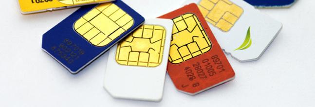 Diferencias entre tarjetas SIM, Micro SIM y Nano Sim para tu tarifa móvil