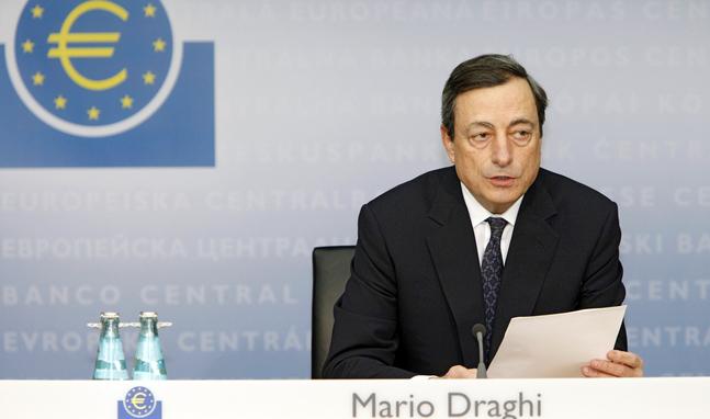 Banco Central Europeo Draghi Hipoteca