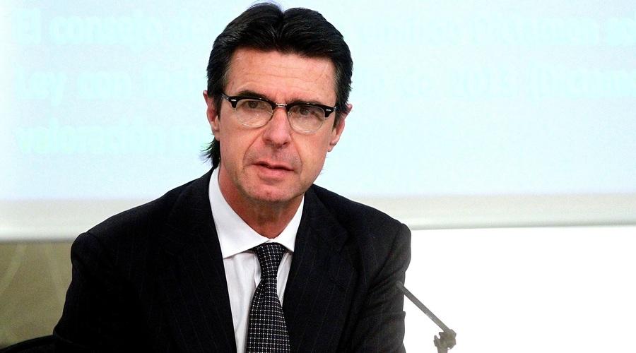 El Ministro De Industria, Energía Y Turismo, José Manuel Soria En La Rueda De Prensa Posterior Al Consejo De Ministros