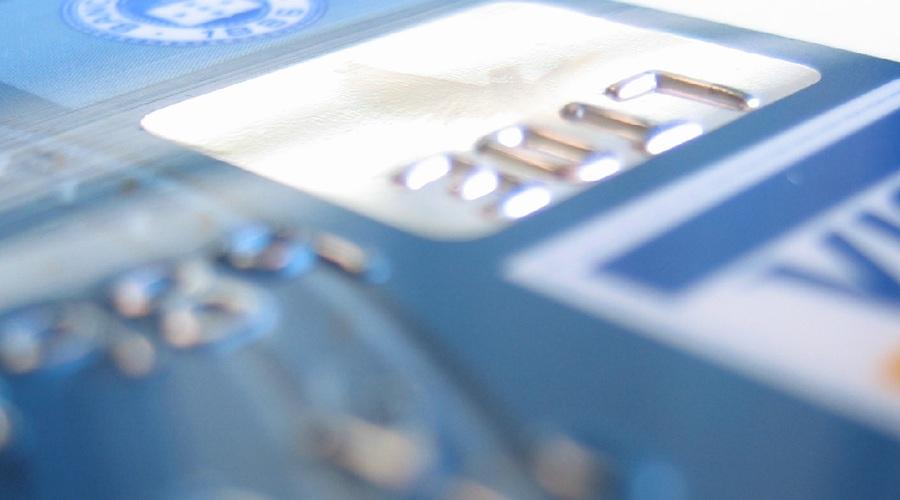 Detalle De Una Tarjeta De Crédito