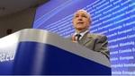 Joaquín Almunia, vicepresidente de la Comisión Europea y responsable de Competencia