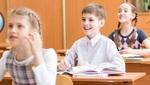Alumnos En Un Colegio