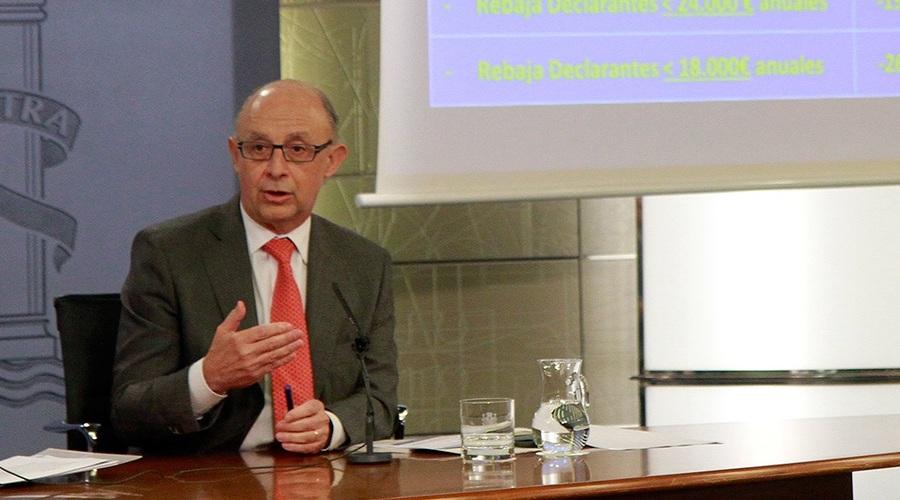 Anuncio De La Reforma Fiscal