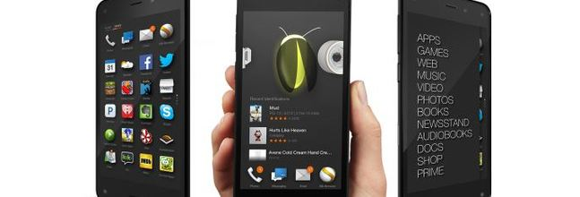 Amazon Phone Fire