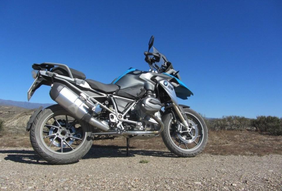 Seguro de moto BMW R1200GS