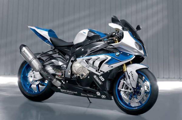 Seguro de moto BMW HP4