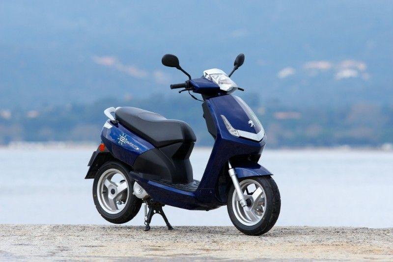 Seguro de moto PEUGEOT e-Vivacity