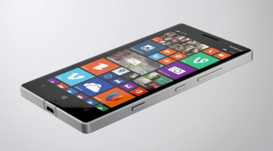 Nokia Lumia 930 Frontal