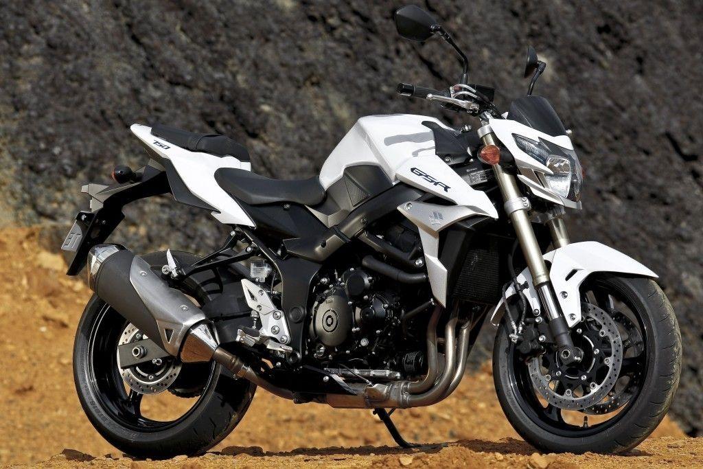 Seguro de moto Suzuki GSR750