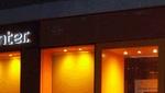 Oficina Bankinter Noche
