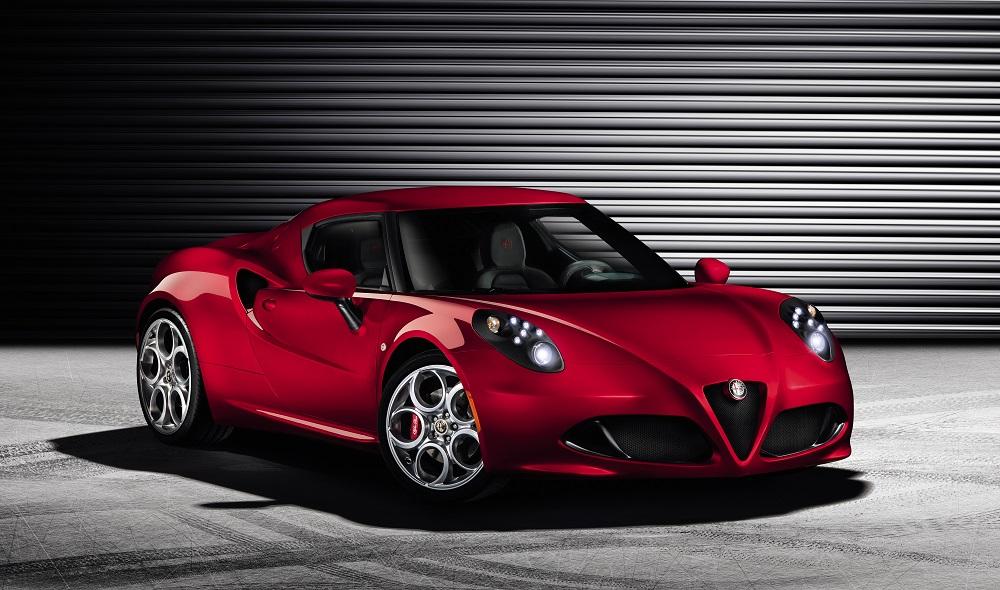 Seguro de coche Alfa Romeo 4C