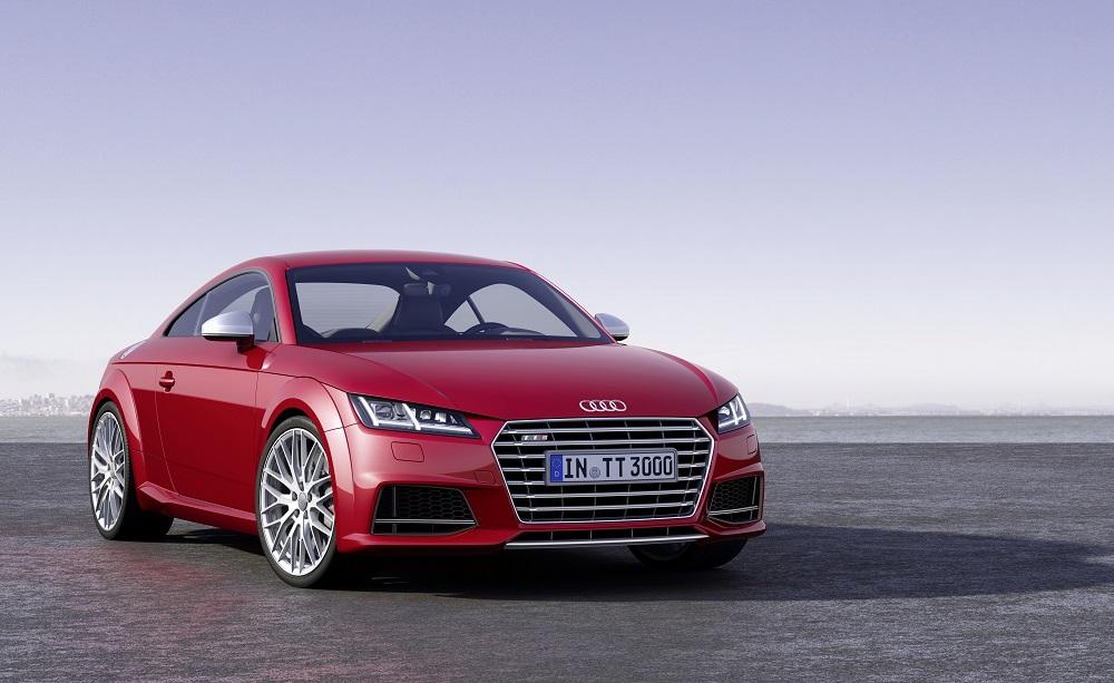Seguro de coche Audi TT