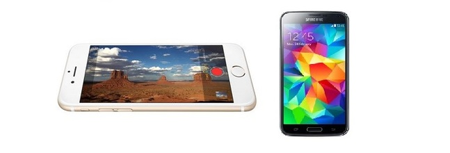 Comparativa I Phone 6 Y S5