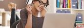 Consumidora Utiliza Banca Online
