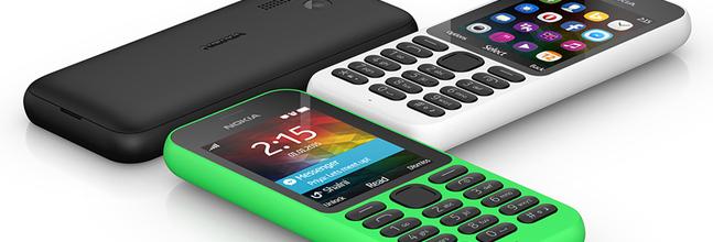 Nokia 215 Single Sim Group