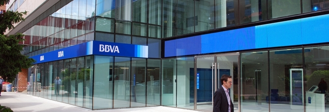 Nueva Oficina Bbva Orense 58 Madrid