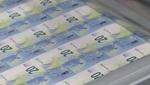 Fabricación Nuevo Billete 20 Euros