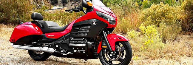 Honda Goldwing Portada