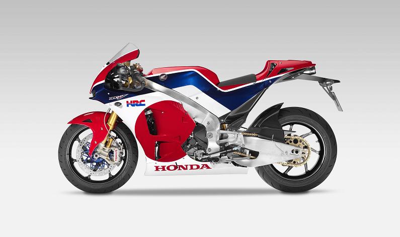 Seguro de moto Honda RC213 V-S