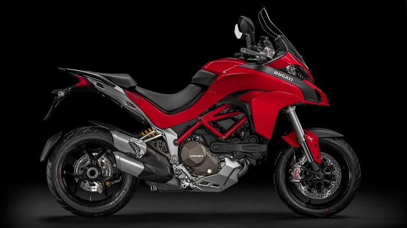 Seguro de moto Ducati Multistrada 1200 2015