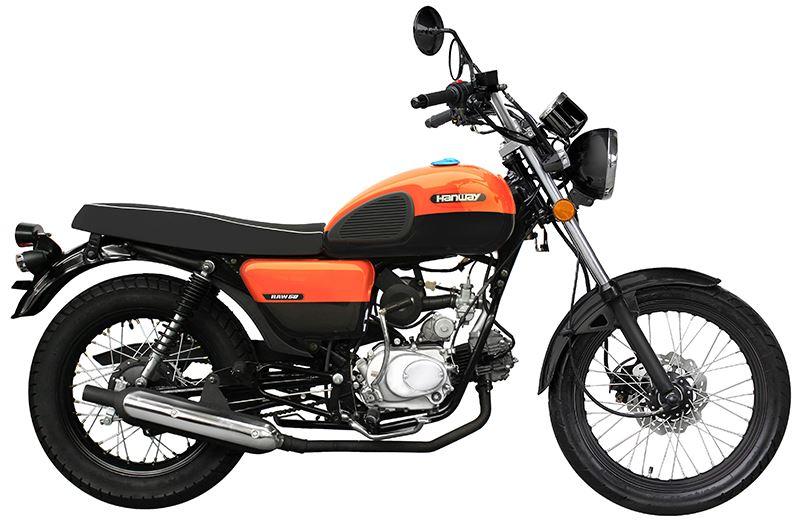 Seguro de moto Hanway RAW 125