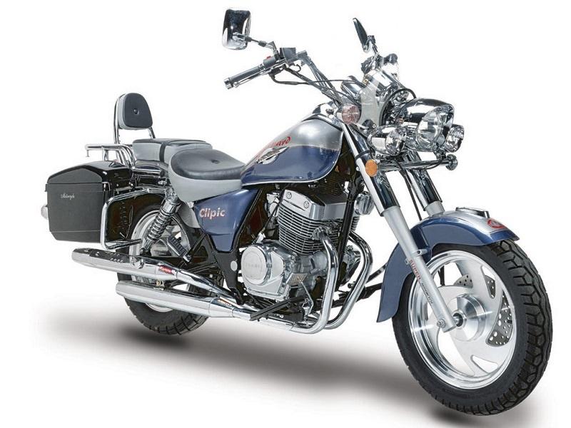 Seguro de moto Clipic Guepard