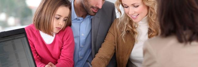 Familia Firma Una Hipoteca Small
