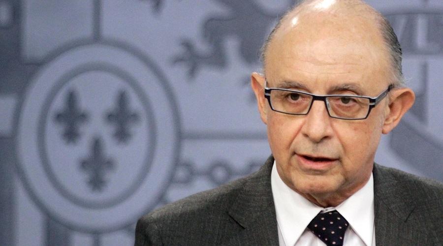 El Ministro De Hacienda, Cristobal Montoro Small