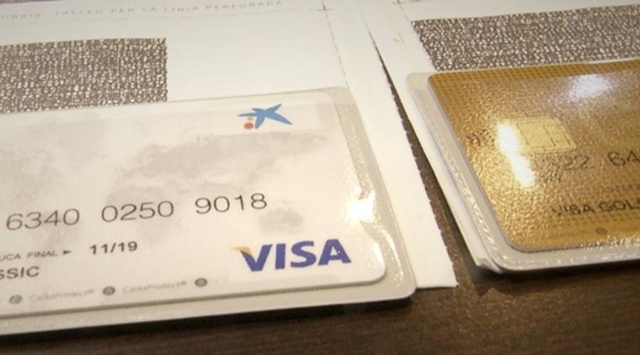Tarjetas De Entrega Inmediata De Caixa Bank Small
