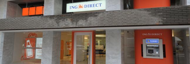 Cajeros Ing Direct