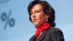 Imagen de la presidenta del Banco Santander, Ana Patricia Botín