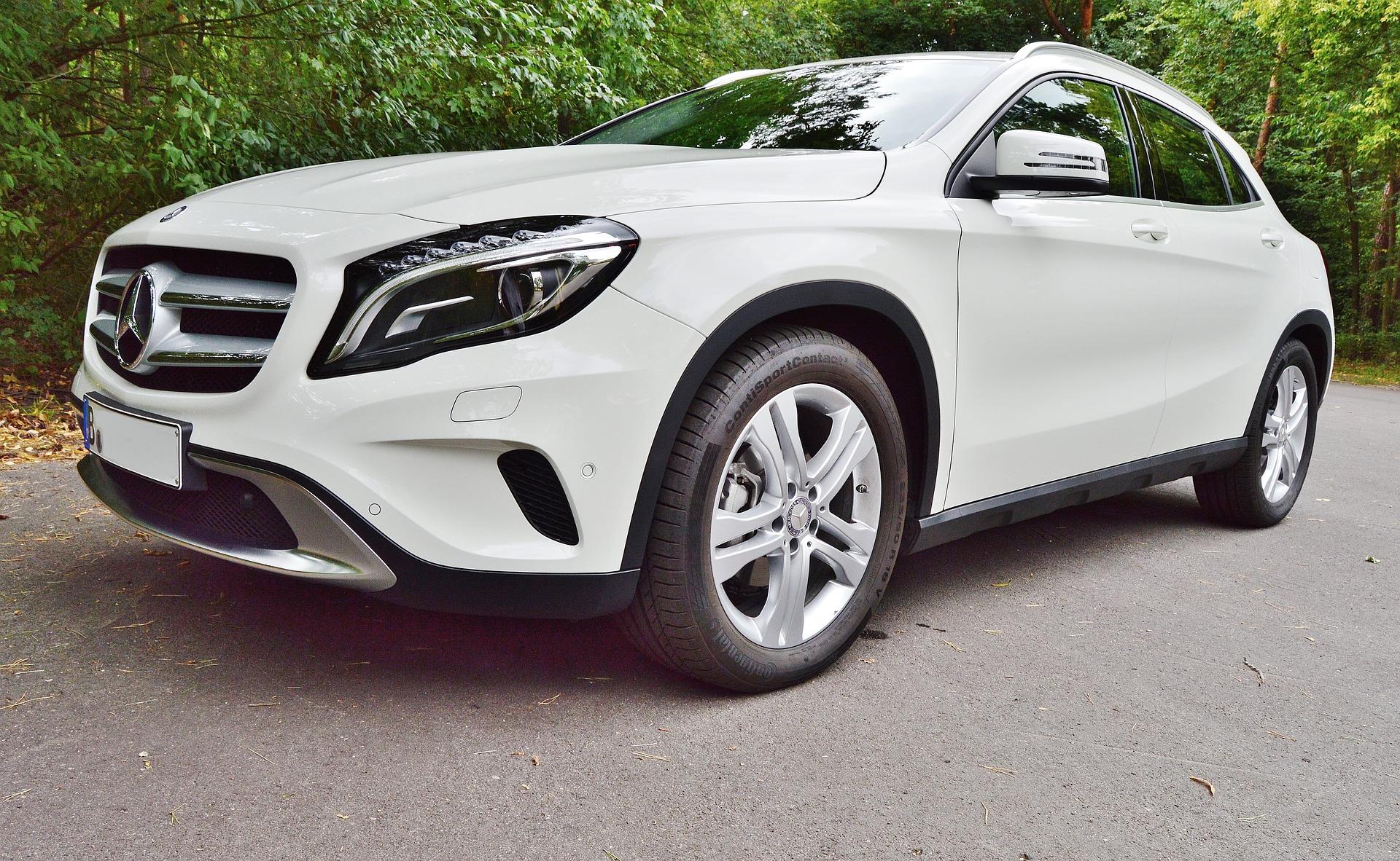 Automóvil comprado con un préstamo coche