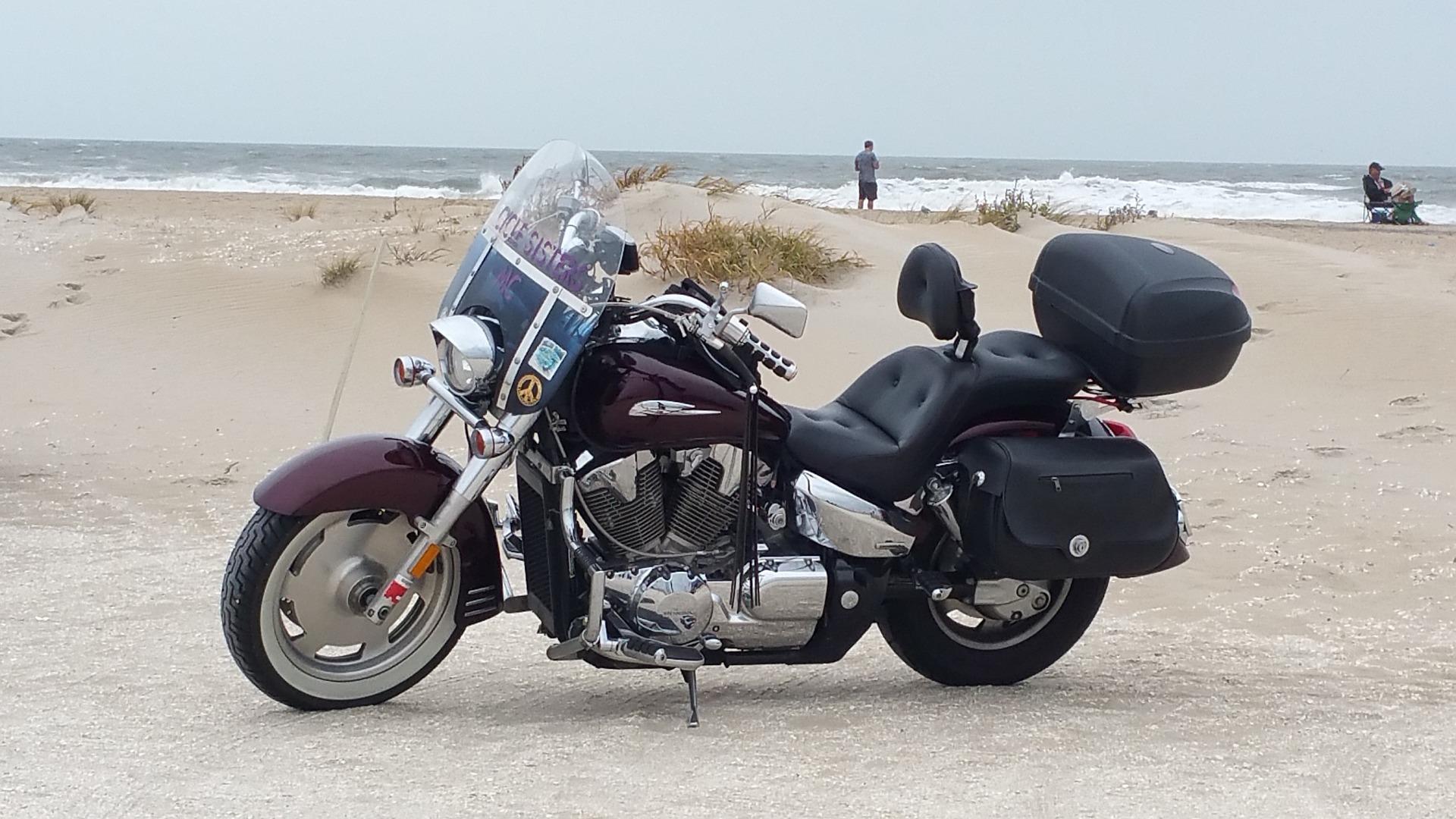 Moto comprada con un préstamo moto