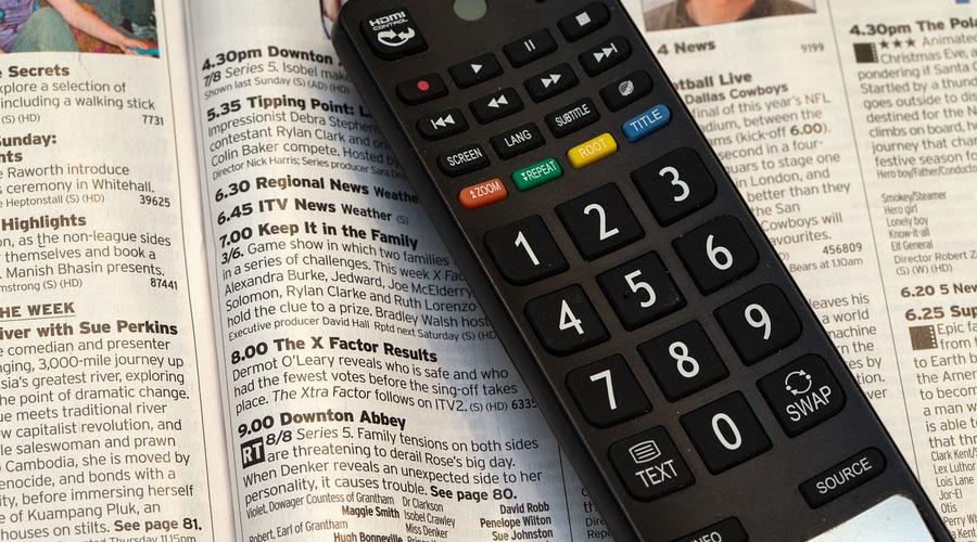 Television Remote Control 525705 1280