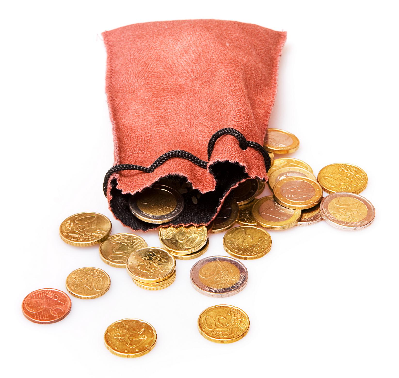 Monedas depósitos