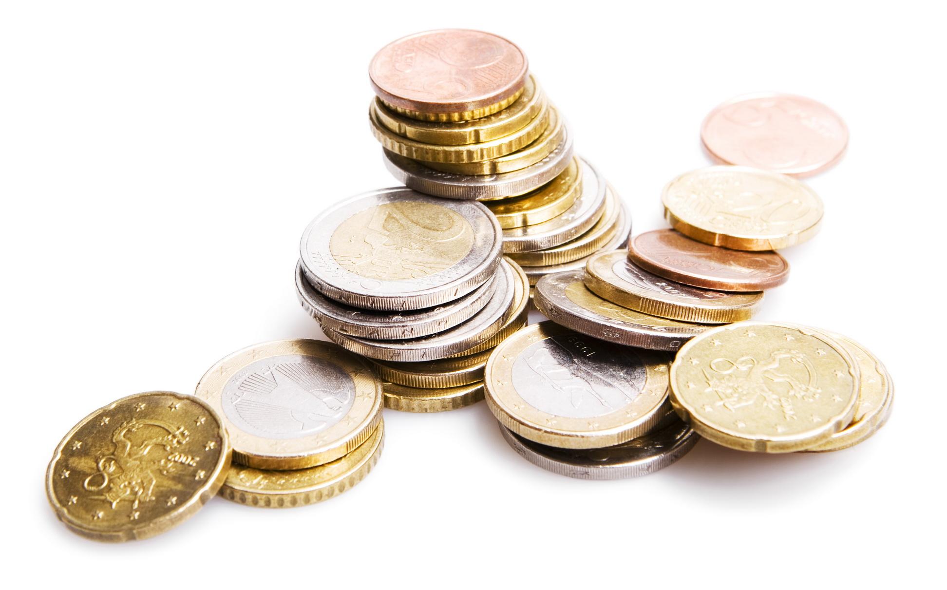 Euros depósitos
