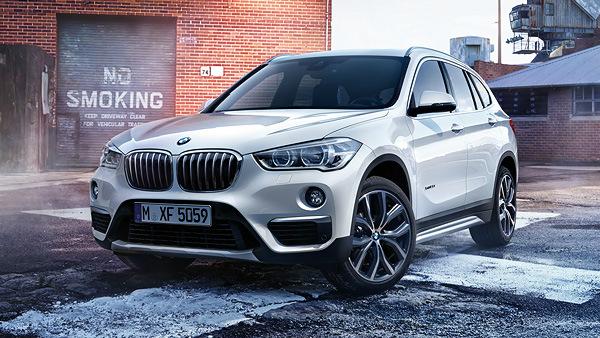 coches seguros BMW X1