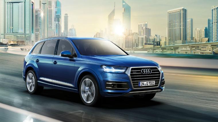 coches seguros Audi Q7
