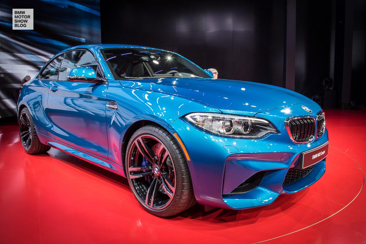 los mejores coches de 2016- BMW M2 Coupé