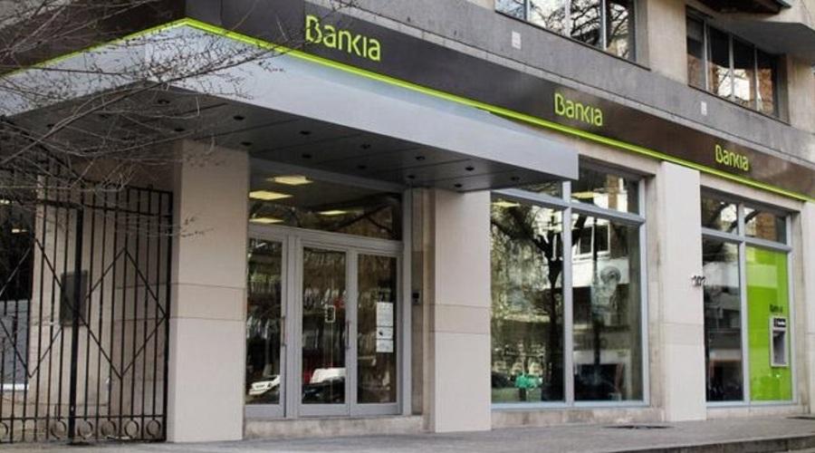 Logo Sucursal Marca Bankia