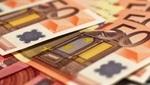 varios billetes de euro