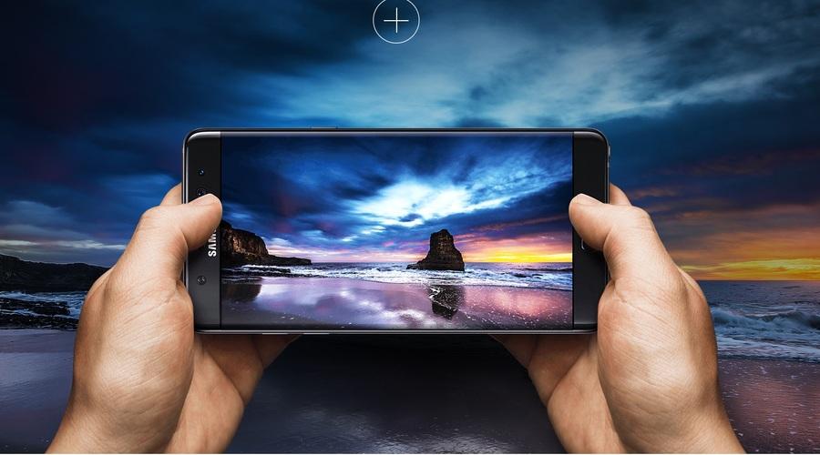 Samsung Galaxy Note 7 A