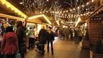 Mercado navideño en Manchester