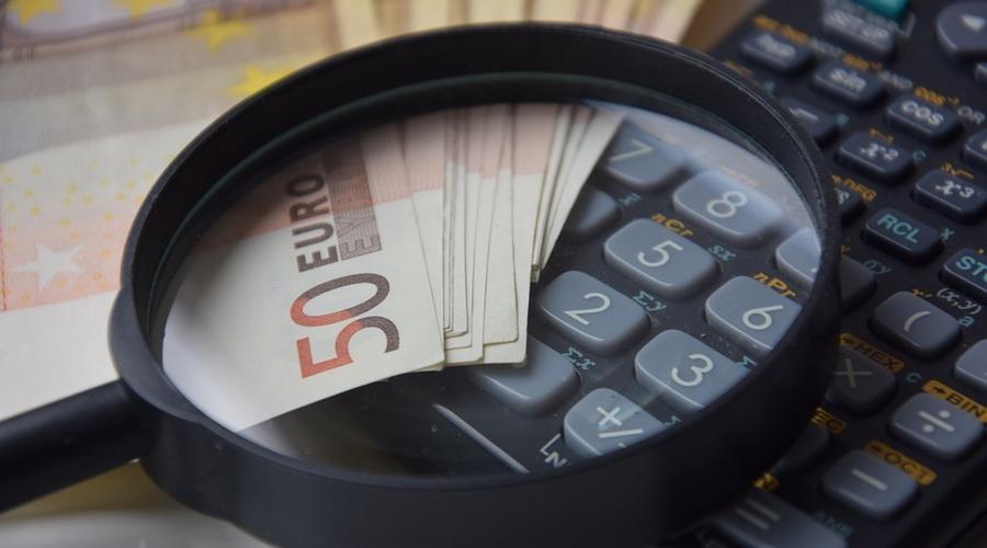Presupuesto y calculadora