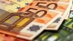 dinero y billetes de euro