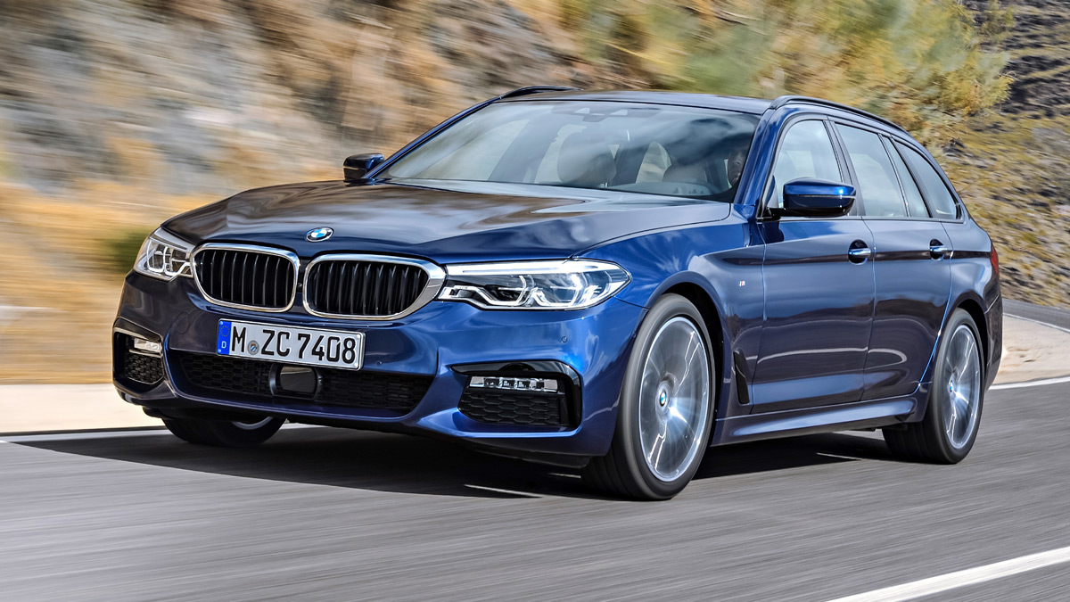 Bmw serie 5 touring 2017 mejores coches