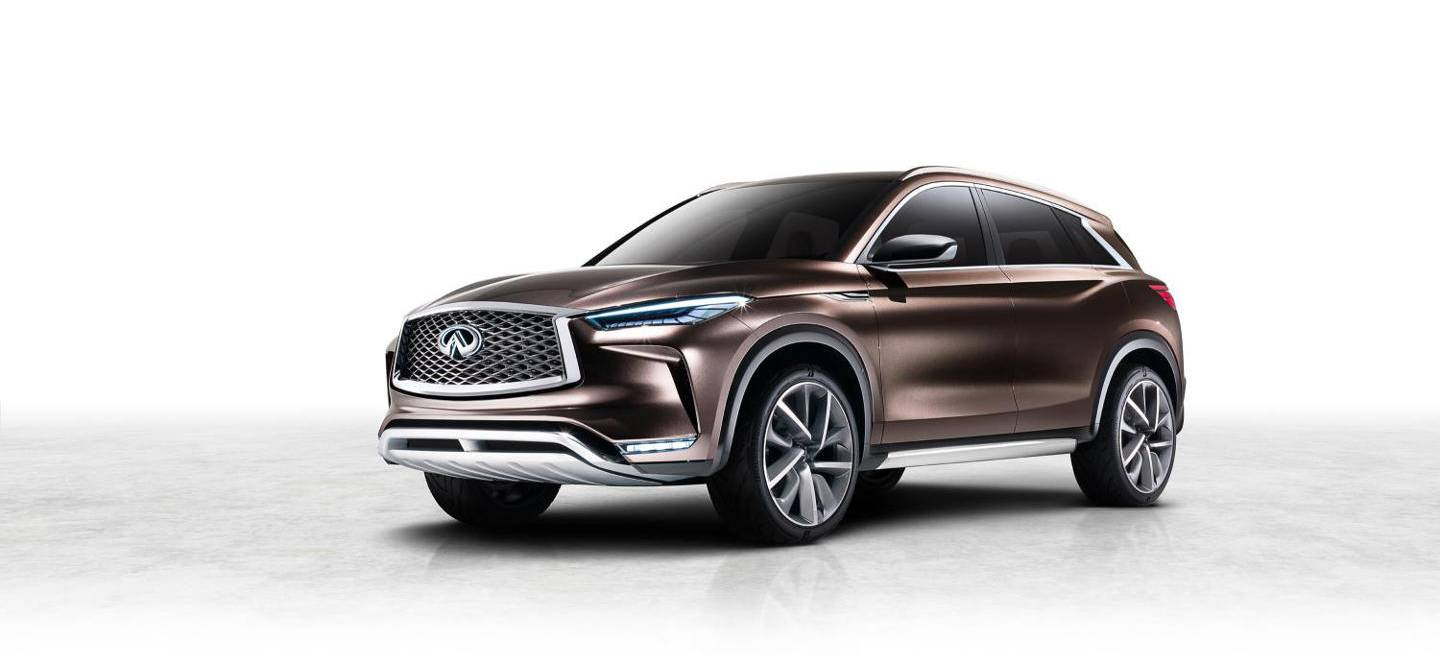 Infiniti qx50 concept mejores coches 2017