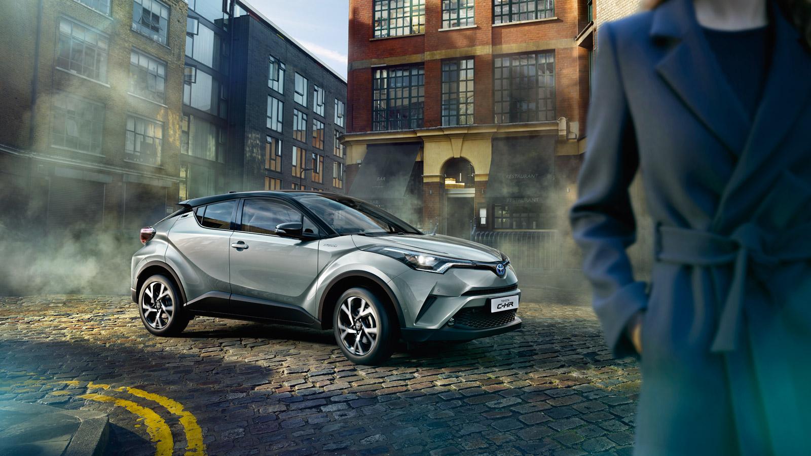 Toyota chr coches mas seguros