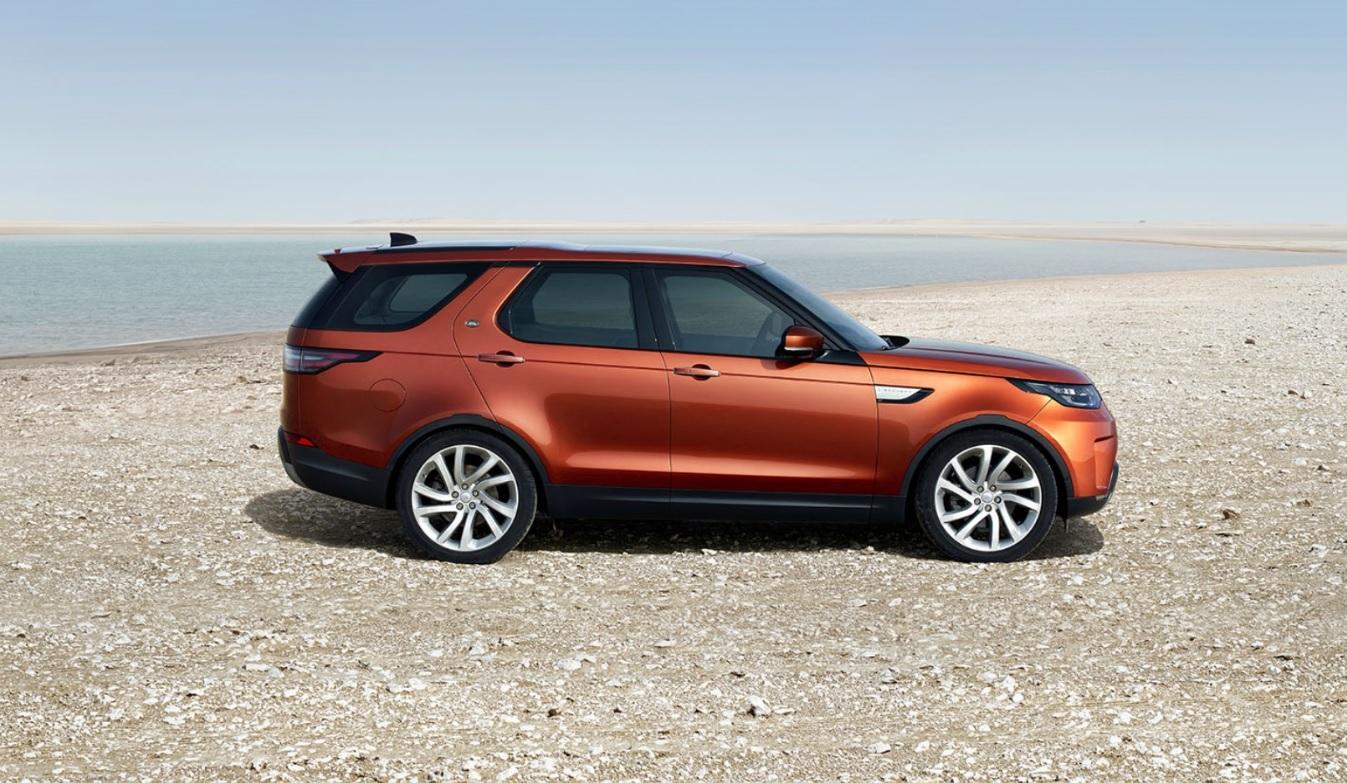 Land rover discovery coches mas seguros
